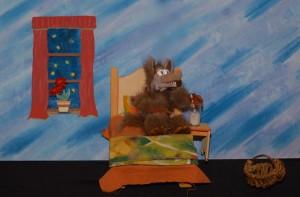 Der Wolf aus Petronellas Traum