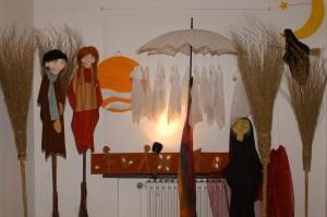 Figuren aus Hänsel und Gretel