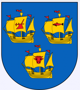 Wappen des Kreises Nordfriesland